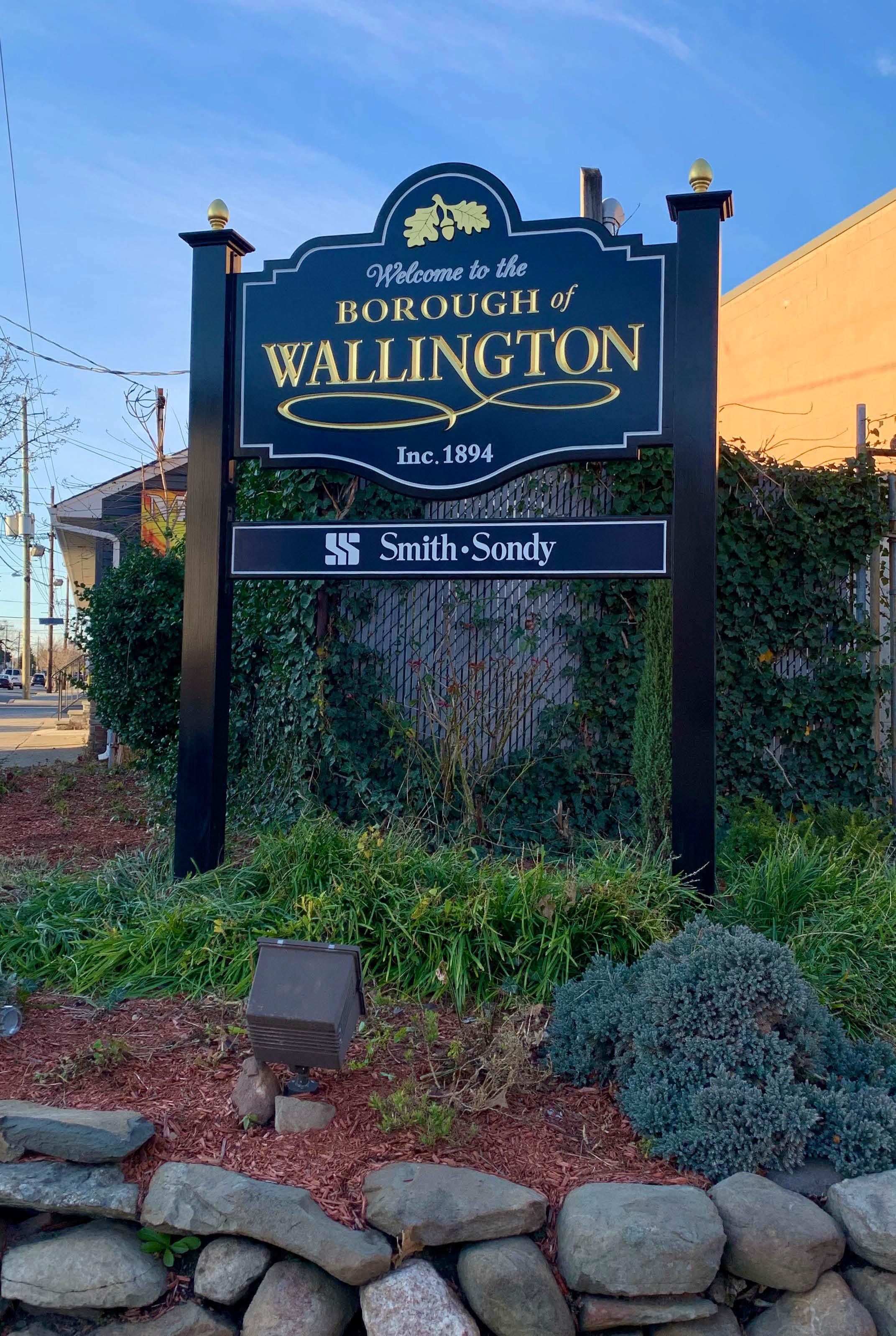 Welcome to Wallington